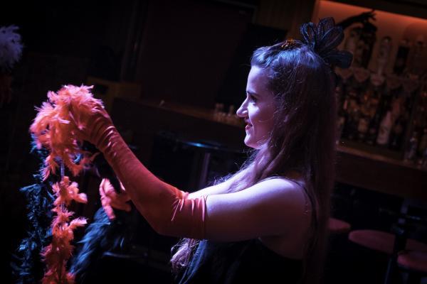 Workshop Burlesque in Rotterdam