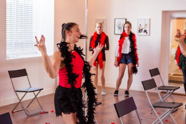 Workshop Burlesque in Rotterdam